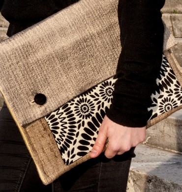 LEBOBAG Mady in Italy LeBò Clutch
